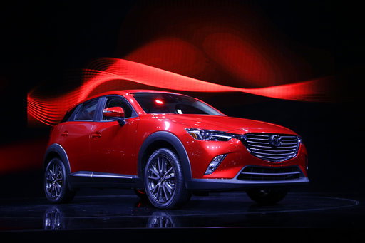 Mazda recalls 228000 cars to check parking brakes