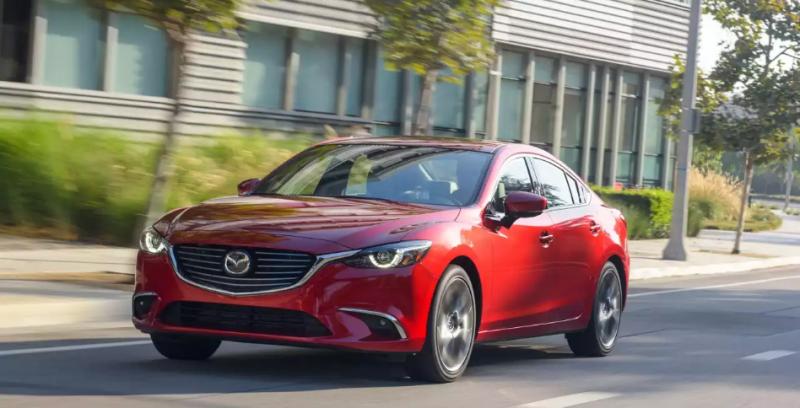 «Mazda 6» вполне может стать лучшим седаном 2017 года