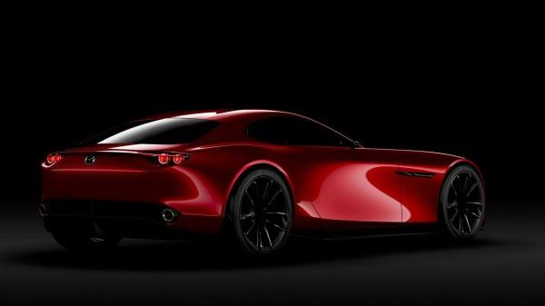 Mazda запатентовала особый спойлер скрывающийся в фарах