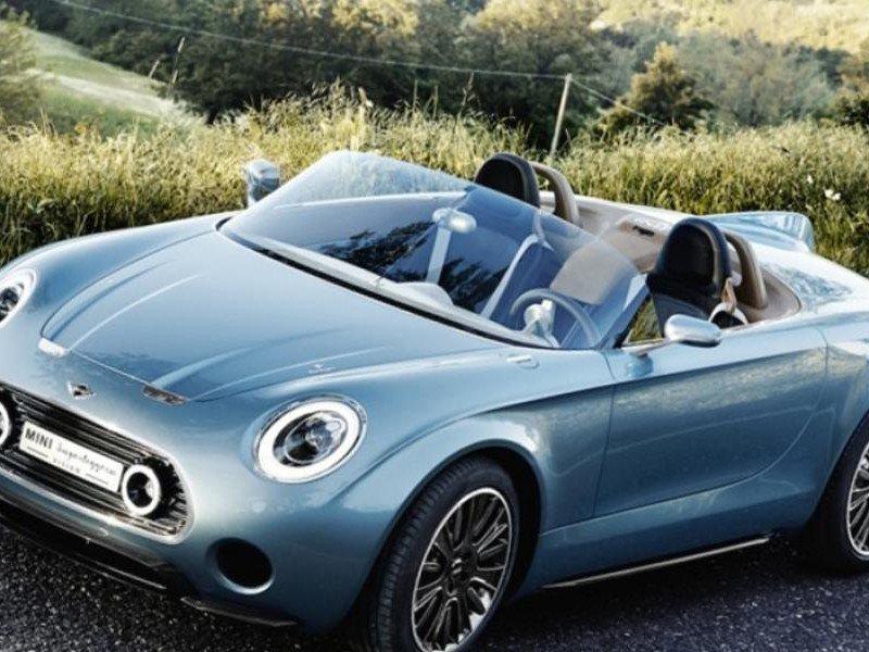 Британский бренд Мини отказывается отвыпуска спортивных авто