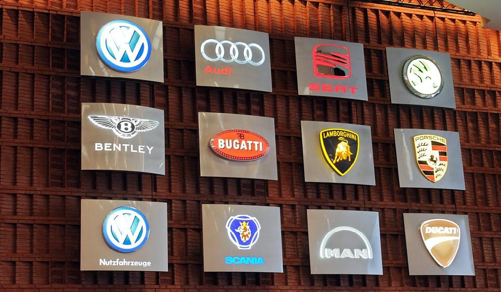Продажи VW Group вмире снизились на1,4%