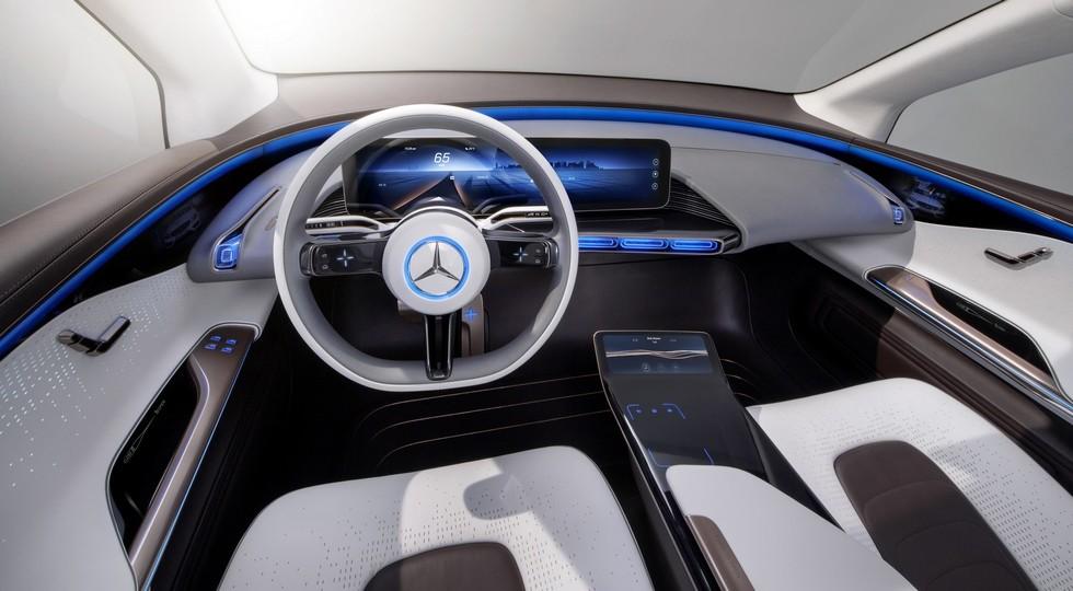 Benz предлагает клиентам «скинуться» по2 000 накроссовер избудущего