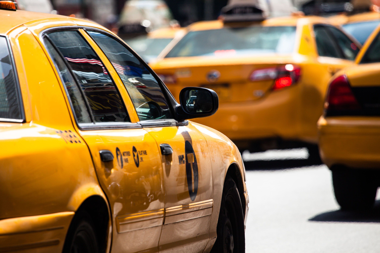 В российской столице появился такси-сервис сценами, которые устанавливают пассажиры