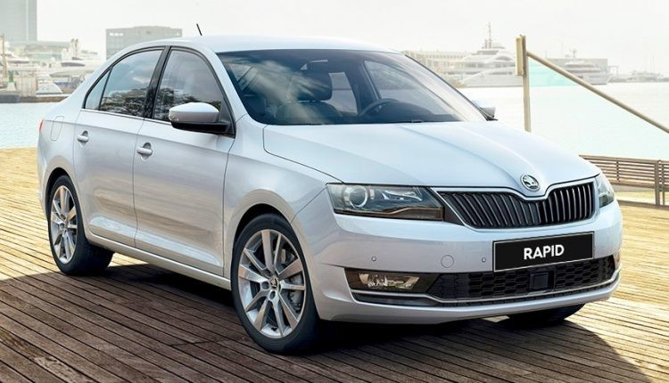 Нацполиция закупила 400 авто Шкода нза 149 млн