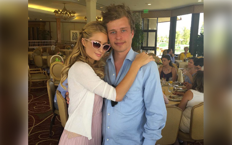 Conrad Hilton bailed to psychiatric hospital after 'Bentley Continental theft'