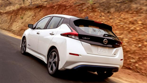 Nissan Leaf May Get 225 Mile Range From 60 KWh Battery Pack