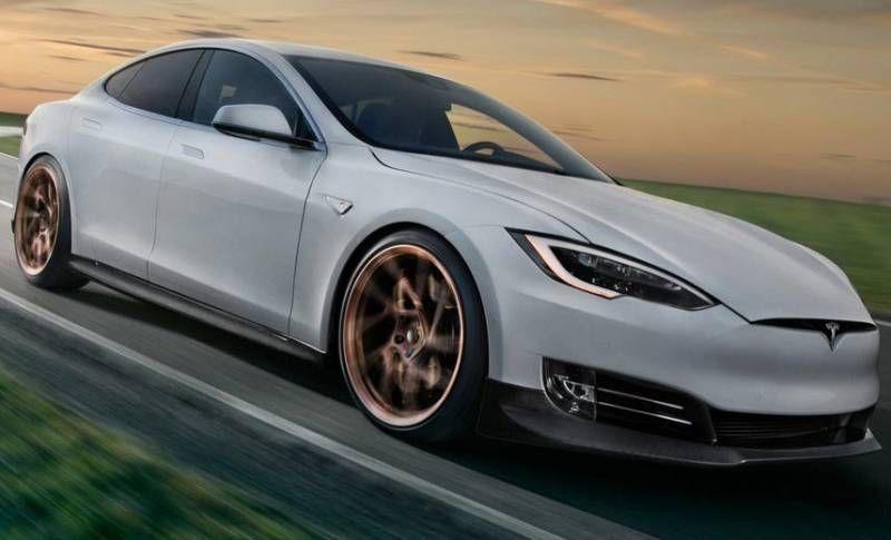 Novitec превратила Tesla Model S в чудный седан