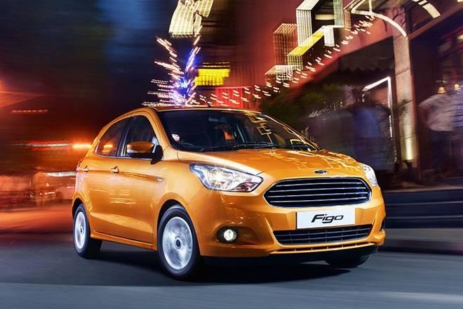 Новый Ford Figo 2018 был замечен вовремя тестов вБразилии