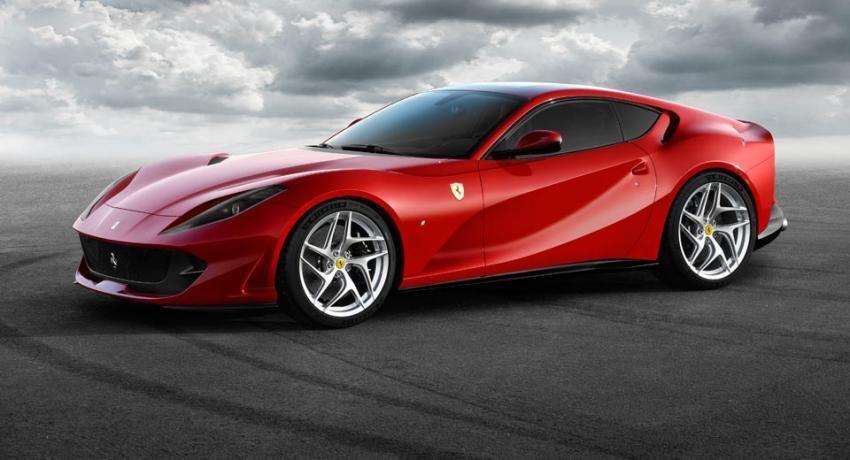 Феррари собирается начать реализацию супермощного спорткара Superfast с6.5-литровым агрегатом