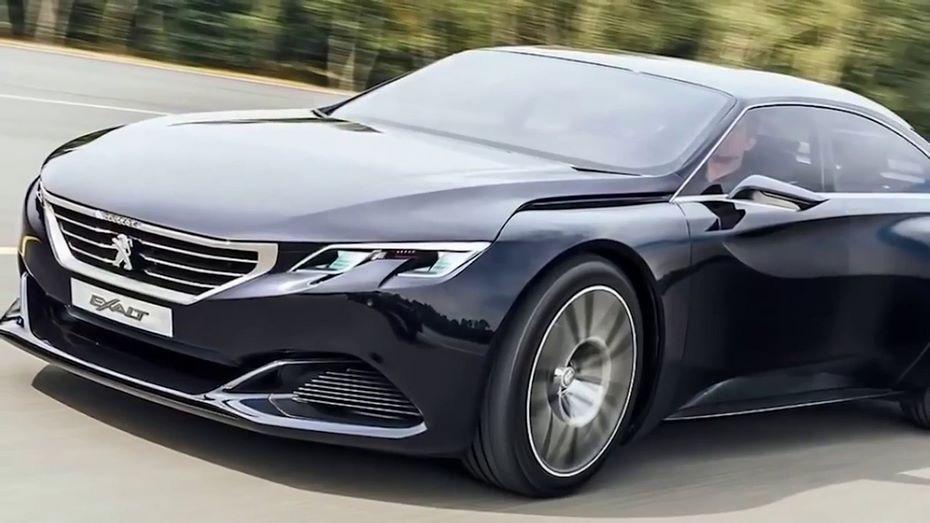 Peugeot (Пежо) 508: замахнуться наCamry