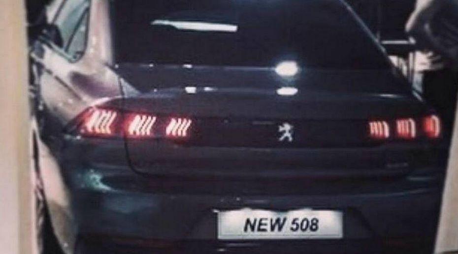 Peugeot (Пежо) продемонстрировал новый седан 508