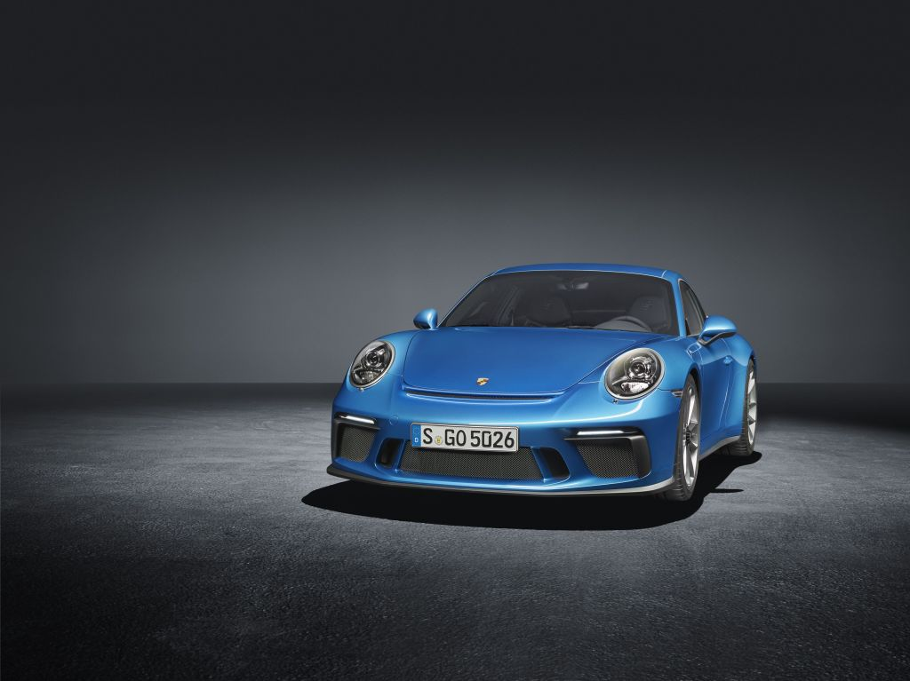 Porsche 911 GT3 Touring Package revealed ahead of Frankfurt