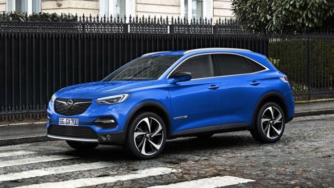 Опубликованы рендеры нового внедорожника Opel Omega X