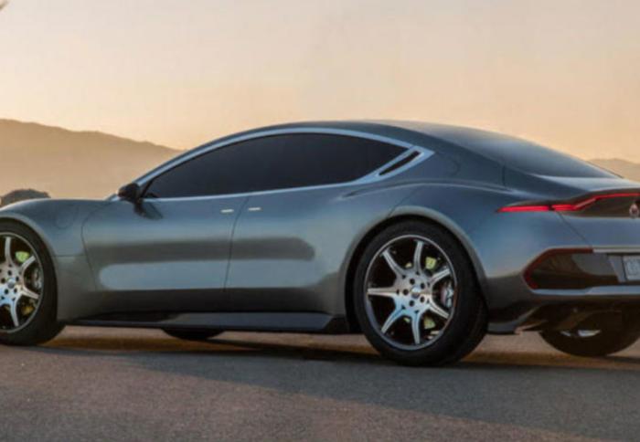 Навыставке CES вЛас-Вегасе Fisker представит конкурента Tesla Model S