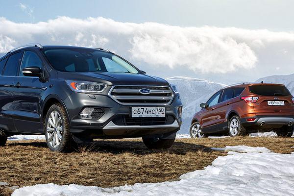 В РФ продажи авто Форд заянварь возросли на39%