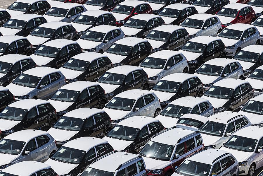 Вфеврале рынок новых легковых автомобилей вУкраине вырос на21%