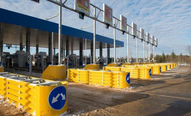 Стоимость проезда поплатному участку Киевской дороги вырастет вдвое