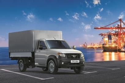 УАЗ осенью  начнет производство нового грузового автомобиля  «Профи»