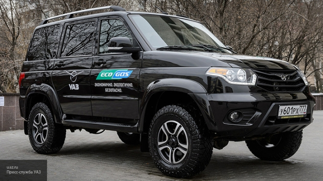 Прототип беспилотного УАЗ «Хантер» получит новые возможности