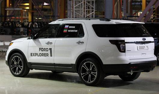 Форд Sollers увеличила экспорт автомобилей из Российской Федерации в 2017-ом году на21%