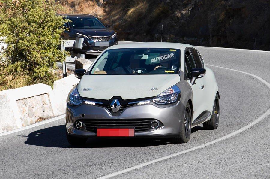 Рэно  выпустит электрическую версию Clio савтономными системами