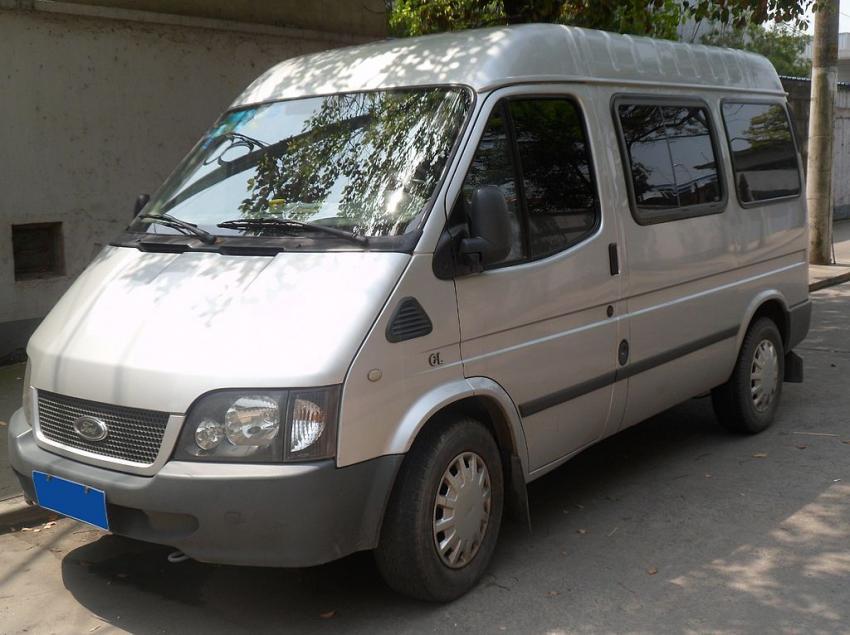 JMC начала продажи новой версии фургона Teshun