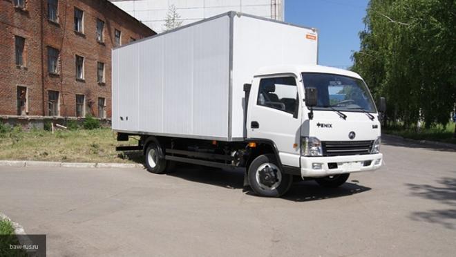 Продажи фургонов в РФ показали взрывной рост кконцу весны