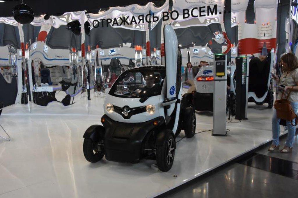 Продажи авто Смарт в Российской Федерации увеличились в2,5 раза