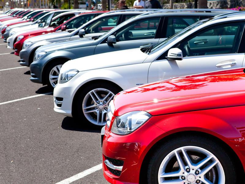 Ссамого начала года вЕкатеринбурге реализовано 11,8 тысячи новых машин