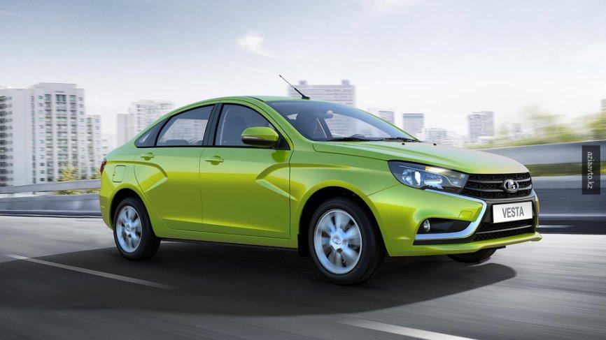 LADA Vesta покоряет Восток российские авто осваивают новый рынок