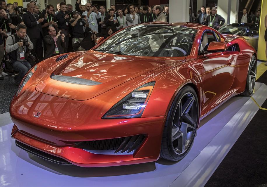 Среднемоторный суперкар Saleen S1 снабдят уникальным турбодвигателем