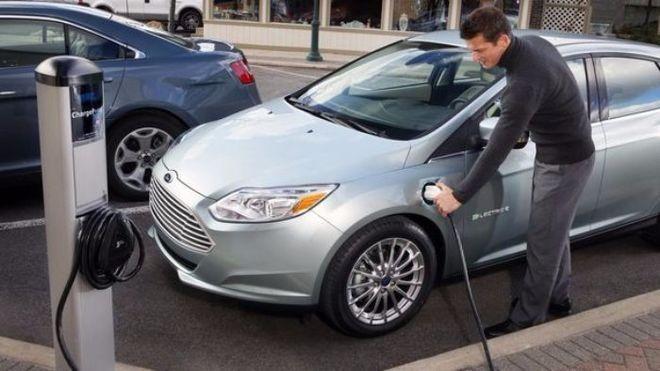 Вгосударстве Украина рекордно увеличились продажи электромобилей