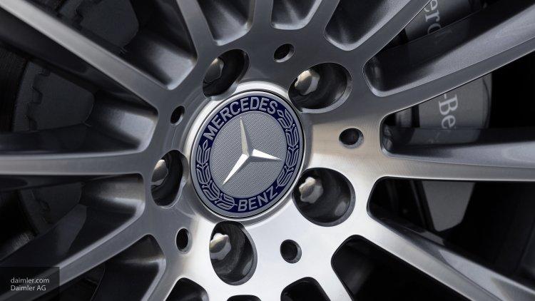Benz представит большой премиальный электрический седан