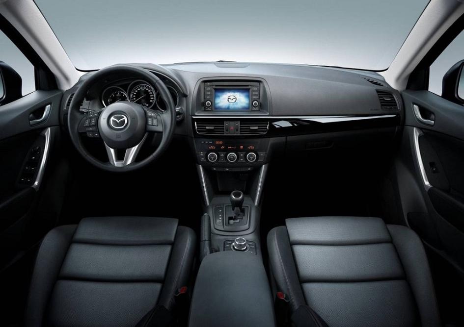 Компактный кроссовер Мазда CX-5 Akera уже доступен покупателю