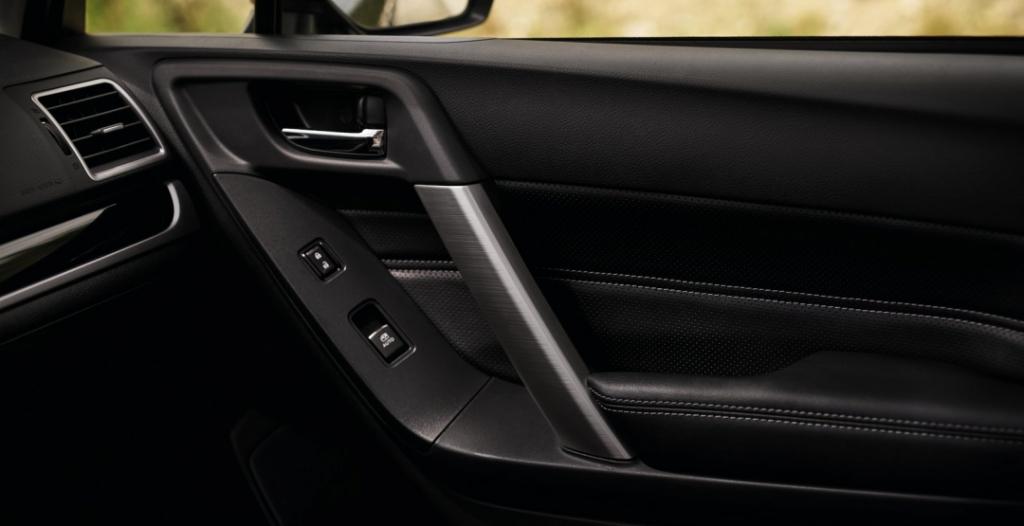 Автомобиль Субару Forester 2018 года нарынке появится вмодификации Black Edition