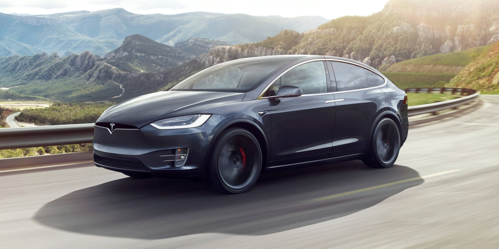 Tesla Model X scores 5-star rating in latest crash test results
