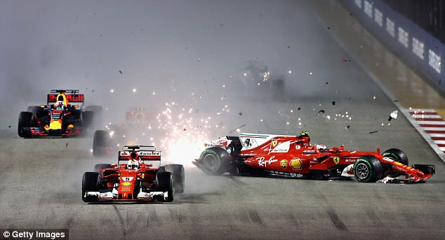 Singapore F1 race organisers investigating possible breach of track security, alleged bribery