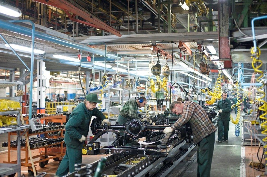 УАЗ перешел натрехдневную рабочую неделю