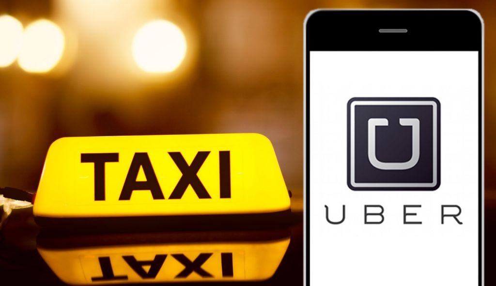 Uber вСША освободится отмашин влизинг