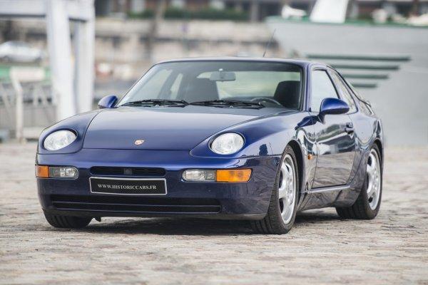 ВоФранции выставлен на реализацию неповторимый спорткар Порше 968 Club Sport