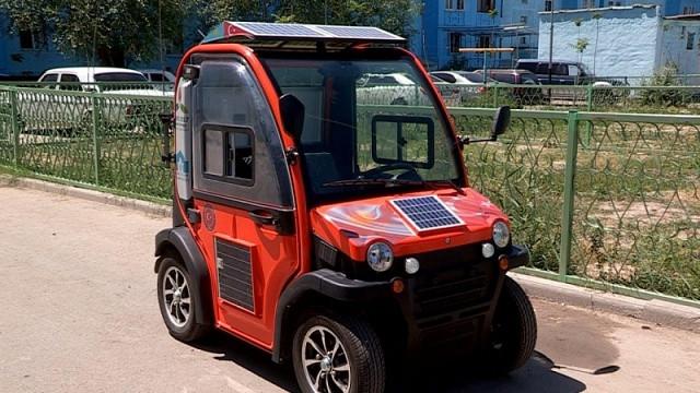 ВКазахстане создан электромобиль стоимостью 200 долларов