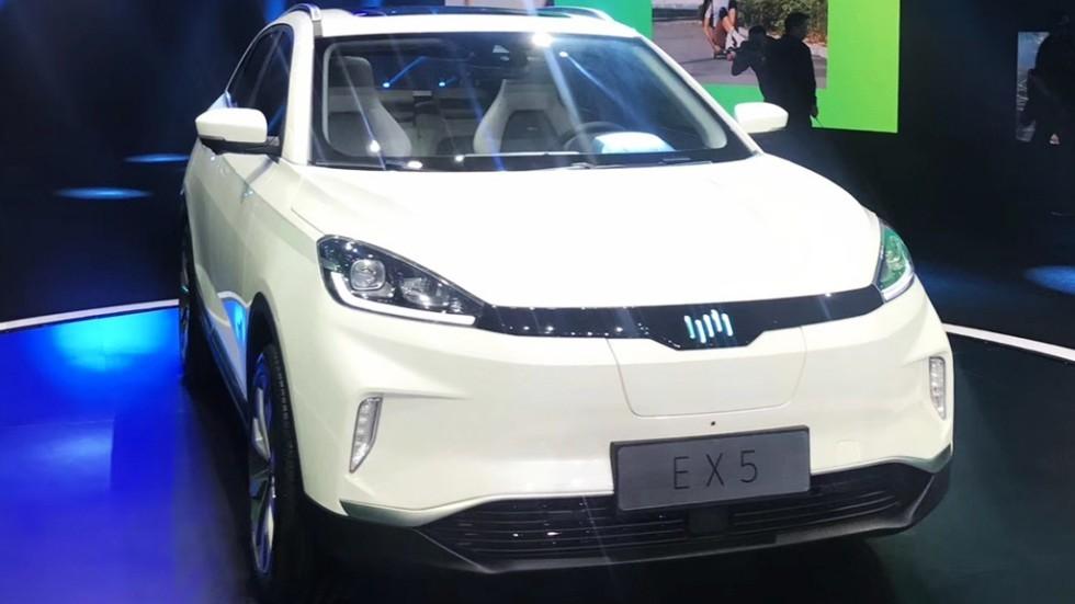В КНР представили электрокроссовер свежей марки Weltmeister