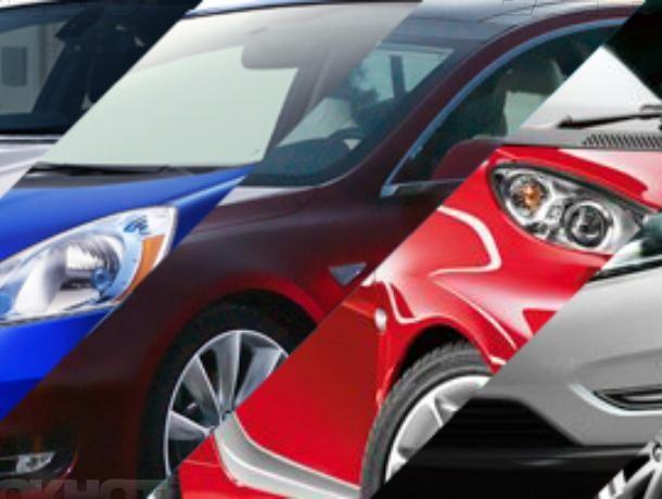Омичи предпочитают белые машины и практически непокупают синие