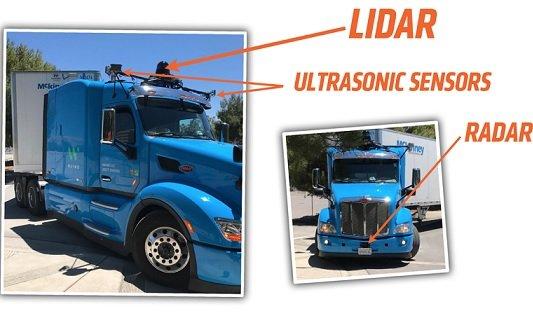 ВСША показали первые фото беспилотных фургонов Waymo