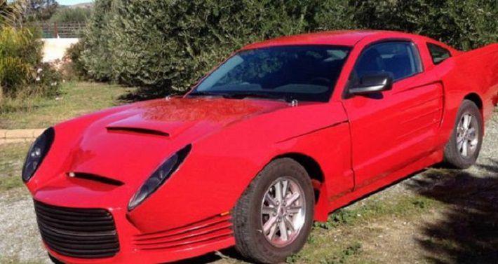 Житель США продает изуродованный маслкар Ford Mustang S197