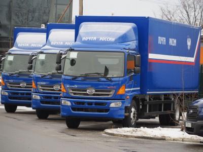 Почта России в Самарской области получила 69 новых автофургонов