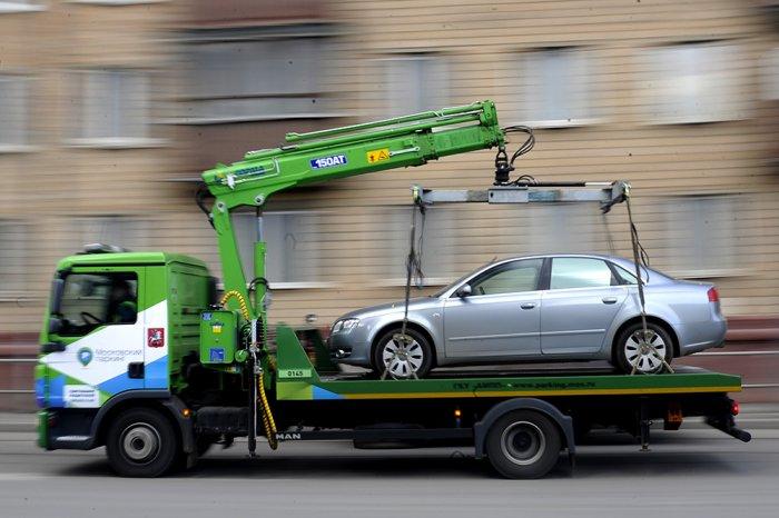 ВСевастополе «подогрели» цены наэвакуацию авто