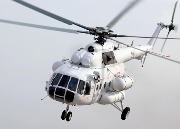 «Вертолеты России» поставили UTair партию Ми-8АМТ