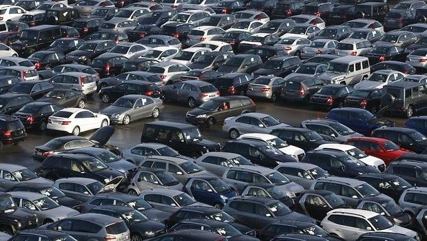 Рынок подержанных авто вырос в2,4 раза