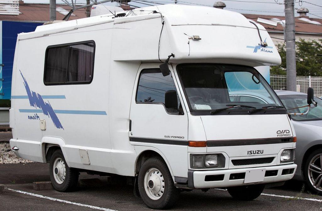 Трёхтонный фургон Isuzu будут выпускать вУльяновске